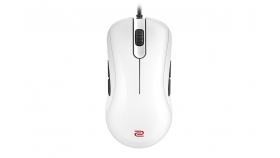 Геймърска мишка ZOWIE, ZA12, Оптична, Кабел, USB, Бяла