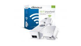 Стартов комплект dLAN 550 WiFi devolo 09638, AV500