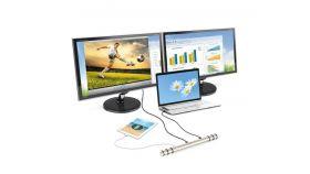 Докинг станция за лаптопи j5create Mini Ultra Station JUD531, USB3.0