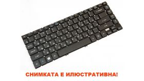 Клавиатура за Lenovo ThinkPad Edge E10 Black Frame Black с КИРИЛИЦА  /5101080K041_BG_2/