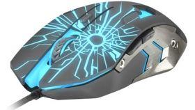 Fury Геймърска мишка Gaming Mouse GLADIATOR 3200DPI NFU-0870