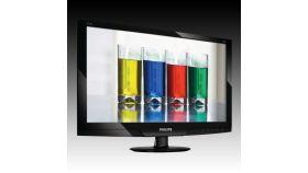 "21.5"" PHILIPS 221EL2SB LED 1920x1080,20000000:1, 5ms, VGA/DVI) Черен"