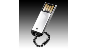 SILICON POWER 32GB USB 2.0 Touch 830 Сребрист