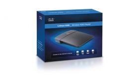 Linksys E900 :: Безжичен N рутер, 300 Mbps