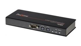 ATEN CE770 :: USB KVM екстендър, USB Mouse & Keyboard, 300 m, 1920x1080, Audio & RS-232 Peripherals support