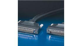 ROLINE 11.99.8842 :: SCSI LVD160 кабел, DB68.0 мini M/M, 1.8 м