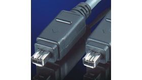 ROLINE 11.99.9318 :: IEEE 1394 Fire Wire кабел, 4/4-pin, 1.8 м