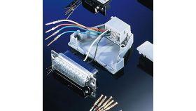 ROLINE 12.03.8025 :: Адаптер DB-25 M / RJ-45 F, 8P/8C