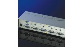 ROLINE 14.99.3512 :: Видео/Аудио сплитер, 2-портов, 400MHz