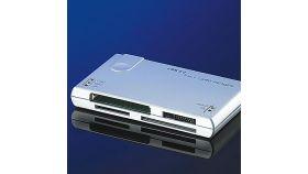 ROLINE 15.99.6237 :: Четец за карти, USB 2.0, 7-in-1, външен