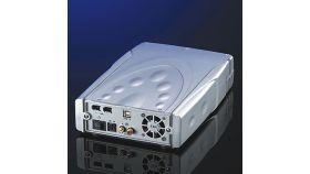 """ROLINE 16.99.4233 :: Външна кутия за 5.25"""" дискове, USB 2.0 + IEEE1394a"""