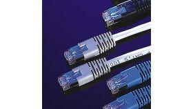 ROLINE 21.15.0101 :: FTP Patch кабел Cat.5e, 1.0 м, AWG26, сив цвят