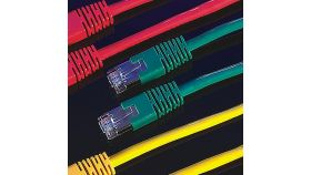 ROLINE 21.15.0153 :: FTP Patch кабел Cat.5e, 3.0 м, AWG26, зелен цвят