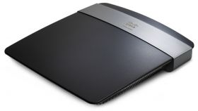 Linksys E2500 :: Advanced, двубандов, N рутер