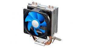 DeepCool Охлаждане CPU Cooler Ice Edge Mini FS - 775/1155/AMD Охлаждане за процесор с хийтпайпове с голяма ефективност и много добра цена. Съвместимо с intel LGA1155/LGA1156/LGA775 и AMD FM1/AM3+/AM3/AM2+/AM2/940/939/754