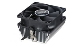 DeepCool Охлаждане CPU Cooler CK-AM209 - AMD Охлаждане за процесор AMD, алуминиев радиатор