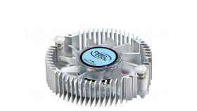 DeepCool Охлаждане VGA Cooler V50 Охлаждане за видео карта, съвместимо с повечето карти с 55 мм монтаж по диагонал, тихо с алуминиев радиатор за добра топло-проводимост