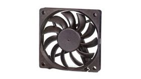 Evercool Вентилатор Fan 70x70x10 EL Bearing (3500 RPM) - EC7010M12EA Вентилатор 70мм по 10мм, 12 волта, 3500 оборота в минута