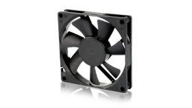 Evercool Вентилатор Fan 80x80x15 5V EL (2500 RPM) EC8015M05EA Вентилатор 80x15мм, 5 волтов, 2500 оборота