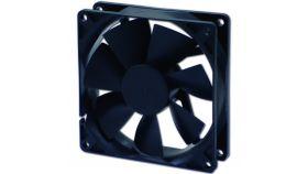 Evercool Вентилатор Fan 92x92x25 EL Bearing (1800rpm) 9225L12EA Вентилатор 92мм по 25мм, 12 волта, 1800 оборота в минута