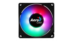 AeroCool вентилатор Fan 80 mm - Frost 8 - Fixed RGB - ACF1-FS10117.11