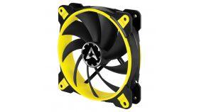 Arctic вентилатор Fan 120mm BioniX F120 Yellow 120мм геймърски вентилатор, жълт