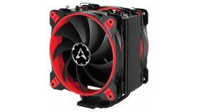 Arctic охладител за процесор Freezer 33 eSports Edition Red - AM4/2066/2011/1151/1150/1155/1156 Геймърско охлаждане за процесор с два вентилатора, червено