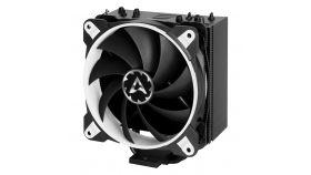 Arctic охлаждане за процесор Freezer 33 eSports ONE - White - LGA2066/LGA2011/LGA1151/AM4 Геймърски охлаждител за CPU, бял