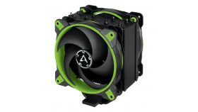 Arctic охладител Freezer 34 eSports DUO - Green - LGA2066/LGA2011/LGA1151/AM4 Висок клас охлаждане за Intel/AMD до 210W TDP