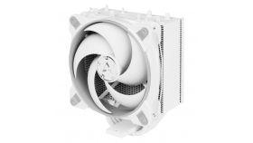 Arctic охладител Freezer 34 eSports - Grey/White - LGA2066/LGA2011/LGA1151/AM4 Висок клас охлаждане за Intel/AMD до 200W TDP, сиво/бяло