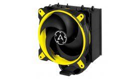 Arctic охладител Freezer 34 eSports - Yellow - LGA2066/LGA2011/LGA1151/AM4 Висок клас охлаждане за Intel/AMD до 200W TDP, жълто