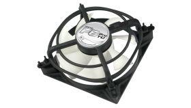 Arctic Вентилатор Arctic Fan F8 Pro TC - 80mm/500-2000rpm Тих вентилатор 80мм на 34мм, 12 волта, 500-2000 оборота в минута, 28 CFM, вградена антивибрация, с термоконтрол