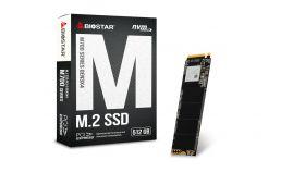 Biostar диск SSD 512GB M.2 PCI Express - M700-512GB