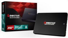 Biostar диск SSD 256GB SATA - S100-256GB