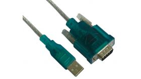 VCom Кабел USB to Serial Port - CU804-1.2m Преходник USB към сериен порт