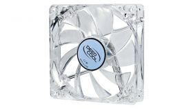 DeepCool Вентилатор Fan 120mm White LED Xfan 120 L/W - 1300rpm