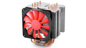 DeepCool Охладител CPU Cooler LUCIFER K2 - 2011/1150/1366/775/AMD