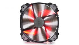 DeepCool Вентилатор Fan 200mm Red LED - XFAN 200RD