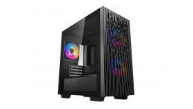 DeepCool Кутия за компютър Case mATX - MATREXX 40 3FS