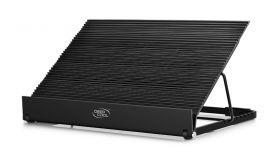 "DeepCool Охладител за лаптоп Notebook Cooler N9 EX 17"" - aluminium black"