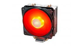 DeepCool охладител CPU Cooler GAMMAXX 400 V2 RED 1151/1366/AMD