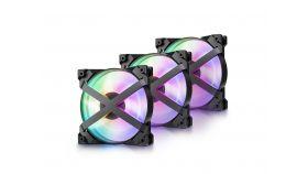 DeepCool комплект вентилатори Fan Pack 3-in-1 3x120mm - MF120 GT - aRGB