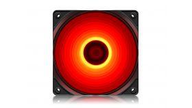 DeepCool вентилатор Fan 120mm Red - RF120-RD