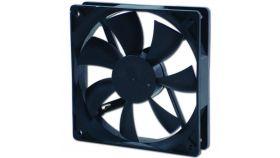 Evercool Вентилатор fan 120x120x25 2 ball bearing 2900rpm - EC12025HH12BA мощен 120мм вентилатор на 2900 оборота в минута, лагеруване - двоен съчмен лагер