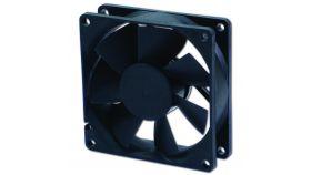 Evercool Вентилатор Fan 80x80x25 2Ball (1400 RPM) EC8025LL12BA Вентилатор 80x80x25мм, 1400 оборота в минута, с два съчмени лагера