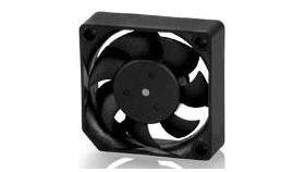 Evercool Вентилатор Fan 35x35x10 EL Bearing (8000 RPM) EC3510M12EA