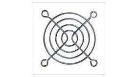 Evercool Решетка за вентилатор Fan Grill Metal - 60mm Предпазна решетка за вентилатор 60мм, метална