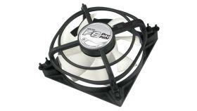 Arctic Вентилатор Arctic Fan F8 Pro PWM - 80mm/700-2000rpm Тих вентилатор 80мм на 34мм, 12 волта, 700-2000 оборота в минута, 28 CFM, вградена антивибрация, 4пина