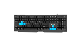 Fury Геймърска клавиатура Gaming Keyboard HORNET NFU-0865