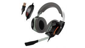 Gamdias геймърски слушалки Gaming Heaphones - HEPHAESTUS P1 RGB Virtual 7.1